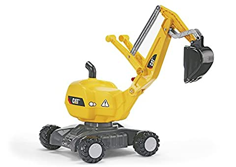 Rolly Toys - 421015- Véhicule Miniature - Voiture - Excavatrice