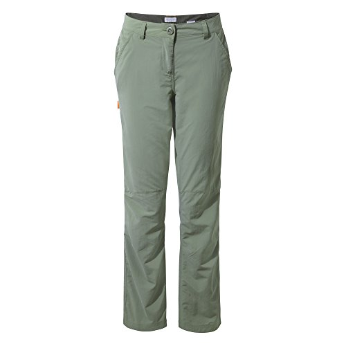 Craghoppers Dames Nosilife Pantalon Platinum