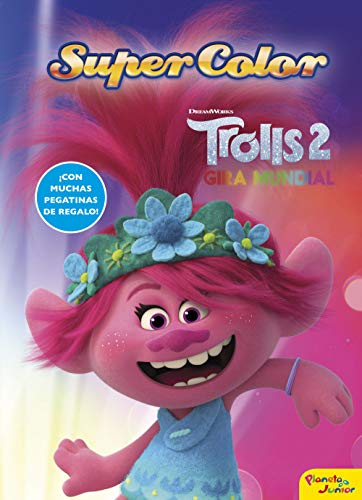 Trolls 2. Supercolor (Dreamworks. Trolls 2)