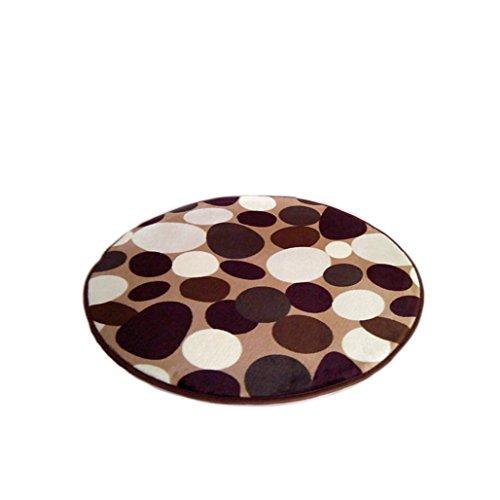 Wolldecke Tür-matte, (【JIANGFU】 Anti-Rutsch-Korallen-Samt-Bereichs-Wolldecken-Ausgangsschlafzimmer-Badezimmer-Boden-Tür-Matte, Schutzmatten Set Puzzlematten | Bodenschutzmatten | Unterlegmatten | Fitnessmatten für Bode (L))
