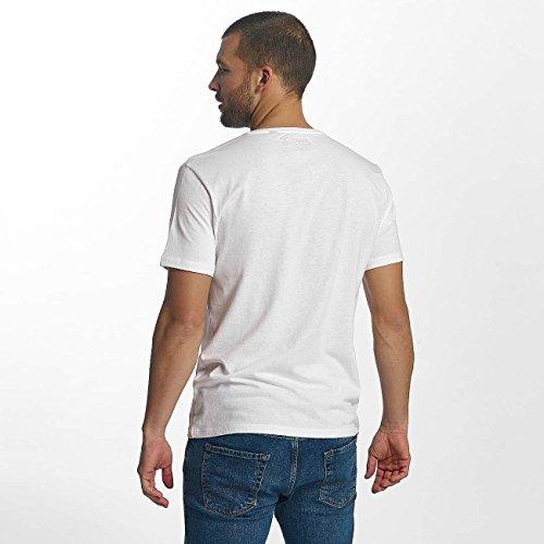 Only & Sons novita' ONLY&SONS T-SHIRT COCA COLA FRESH 22009823 Bianco Bianco