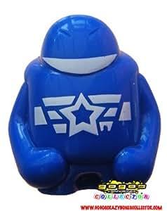 Magic Box Int Bigu bleue originale sŽries 1 Crazy Bone figurine nouvelle marque [jouet]