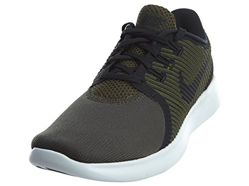 Nike Free Rn Cmtr, Chaussures de Running Entrainement Homme Marrón (Cargo Khaki / Black-Off White)