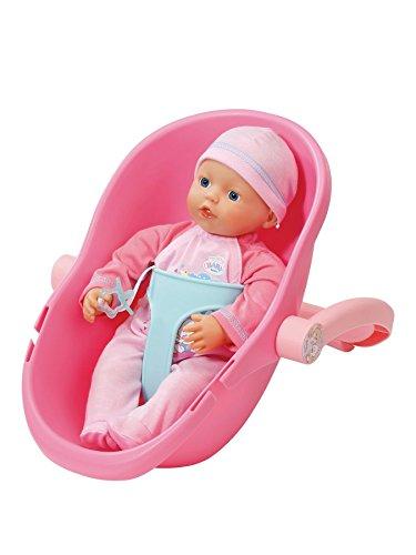 Preisvergleich Produktbild My Little Baby born: Puppe Supersoft im Komfortsitz [32 cm]