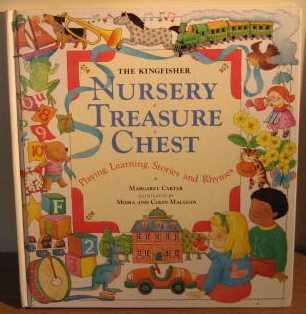 Kingfisher Nursery Treasure Chest