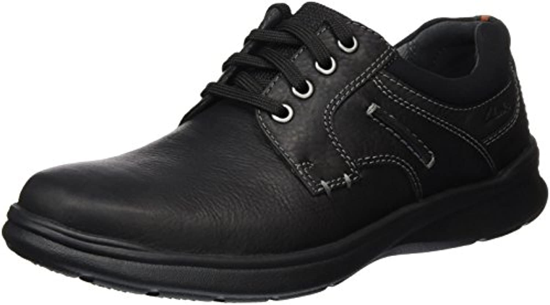 Clarks Cotrell Plain, Zapatos de Cordones Derby para Hombre -
