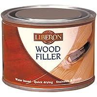 Liberon RSLTSBA400 - Masilla multiusos para madera (125 ml), color claro