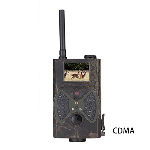 Gpr-123 (Trail Jagd Kamera Jäger Wild 60 Grad Night Vision Trap Infrarot hc350g Forest Camcorder Animal Kamera 3 G HD 16 MP SMS MMS SMTP GPRS)