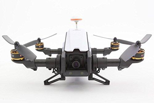 XciteRC 15003850 - FPV Racing Quadrocopter Furious 320 RTF mit Full HD Kamera, Videobrille Goggle V2, GPS, OSD, Akku, Ladegerät und Devo 10 Fernsteuerung, weiß - 8