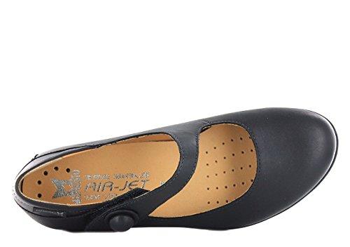 Mephisto , Chaussures de ville à lacets pour femme Noir