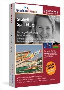 Sprachenlernen24.de Suaheli-Basis-Sprachkurs: PC CD-ROM für Windows/Linux/Mac OS X + MP3-Audio-CD für MP3-Player. Suaheli lernen für Anfänger ( 20. Juli 2015 )