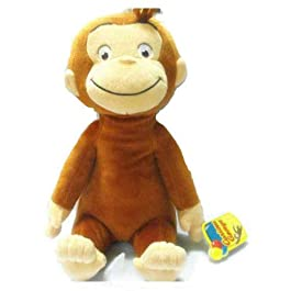 Curious George Plush Doll Monkey Plush Toy