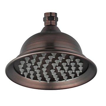 HomeLava Antik Bronze-Oberfläche 6 Zoll Messing Regen Duschkopf ohne brausearm