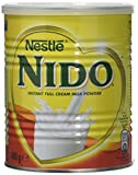 Nestlé Nido Milk Powder, 400 g (Pack of 6)