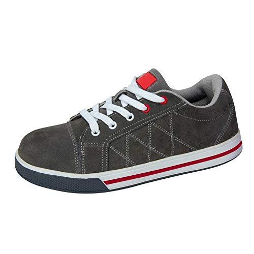 KREXUS Arbeitsschuhe SB SRA Sneaker Sportlich Grau Gr. 47 EX11007-47