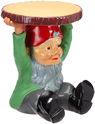 Kartell 882100 Gartenhocker Gnome Attila bunt