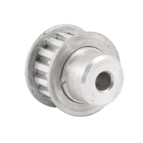 ite Riemen 5,08mm Pitch XL Typ 15 Zahn Aluminium Zahnriemenscheibe (Wälzfräsmaschine)