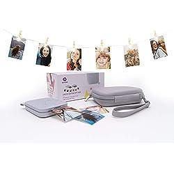 HP Sprocket 200 1AS98A Gift Set Imprimante sans Encre