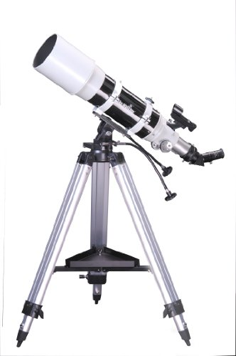Deals For Skywatcher Startravel-120 AZ-3 120 mm 4.75 Inch f/600 Refractor Telescope White Discount
