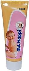 B4 Nappi Baby Boy's and Baby Girl's Curatio Diaper Rash (Cream, 3-6 Months)