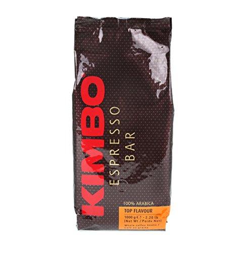 Kimbo Top Flavour 1000g Bohnen
