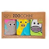 Zoocchini Safari Culotte d'Apprentissage pour Fille 3-4 Ans