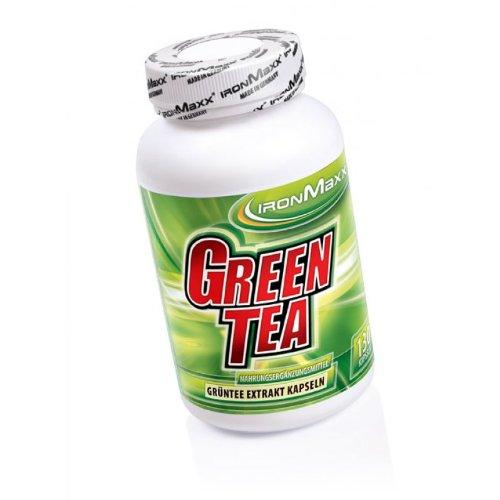 Ironmaxx Green-Tea (Grüntee) ( 2 x 130 Kapseln = 260 Kapseln )