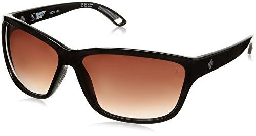 Spy Sonnenbrille Allure, Black-Happy Merlot Fade, One size, SPYGLA_ALL