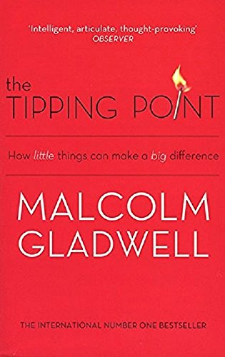 The Tipping Point: How Little Things Can Make a Big Difference Image