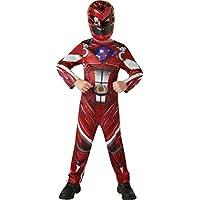 Power Rangers - Disfraz Red Ranger, L (Rubie's Spain 630710-L)