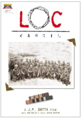 Line of Control [Loc Kargil] [DVD] [2003] by Sanjay Dutt