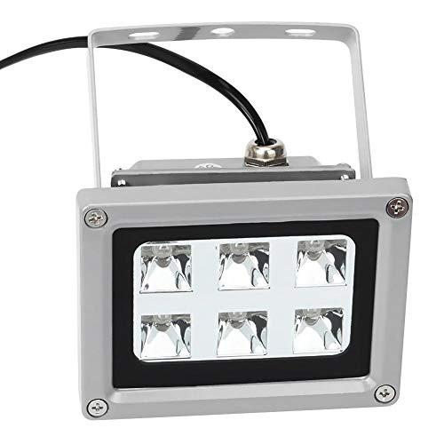 JUNERAIN Lámpara de luz de curado de Resina LED UV para SLA DLP Impresora 3D fotosensible (Reino Unido)