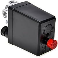 Haobase Compresseur d'air Pressostat Vanne de contrôle 90-120 PSI 240V