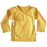 Erstlingshemdchen Hemdchen 50//56 Flügelhemd natur Shirt Unterhemd Baumwolle NEU