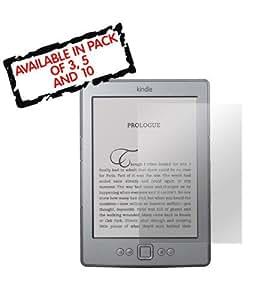 CaseGuru Screen Protector/ Guard/ Cover/ Film/ Anti-Scratch for Kindle 4 Kindle Paperwhite (3 Pack)