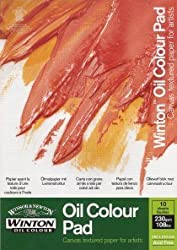 Winsor & Newton Winton Oil Colour Pad A3
