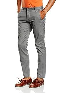 Dockers Alpha Khaki Skinny Tapered Stretch Twill Pantalon, Gris (C01244 Burma Grey 0153), (Taille Fabricant: W31/L32) Homme (B013JVY4MG) | Amazon Products
