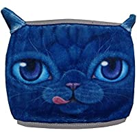 HERME 2Cute Unisex 3D Cat Face Radfahren Anti-Staub Cotton Mouth Face Maske preisvergleich bei billige-tabletten.eu