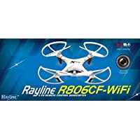 RC Quadrocopter Rayline-NCC ® R806CF 2.4 GHz, 4–Channel 6–axis Drohne with CF Mode (Coming Home and batteries; 3). - Compare prices on radiocontrollers.eu