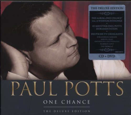 Paul Potts Deluxe Edition [Import USA]