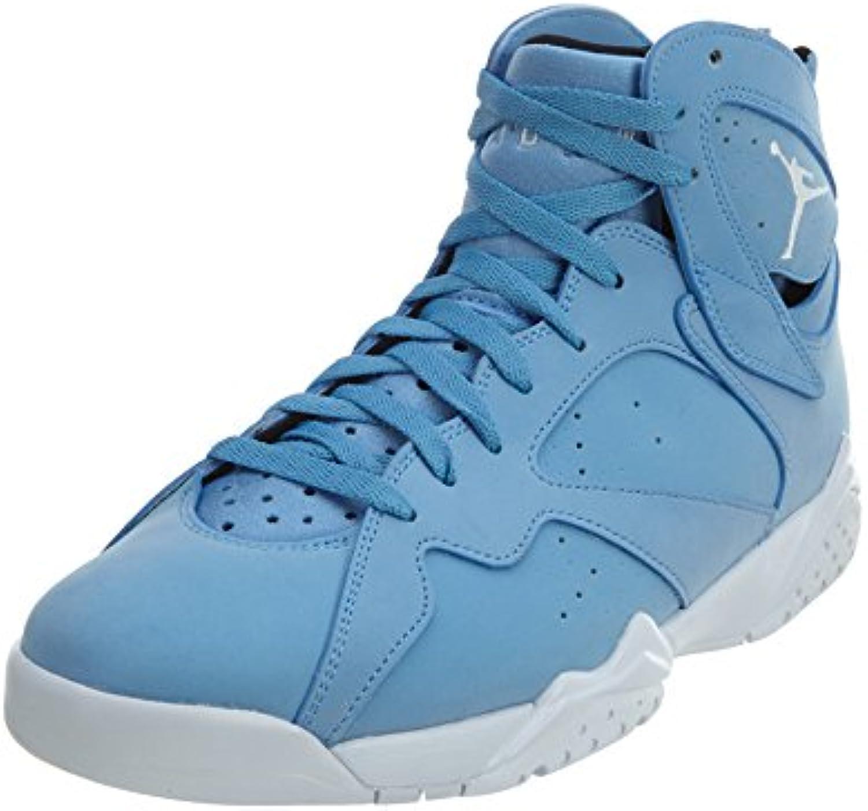 Nike   Jordan Retro Vii   304775400   Farbe: weissszlig Blau   Größe: 43.0
