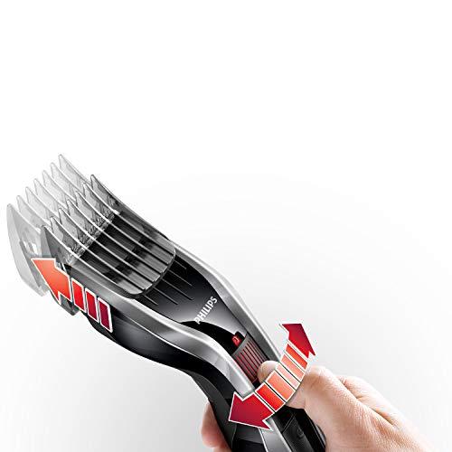 Philips Haarschneider mit Dual Cut Technologie HC5440/80, metallic-schwarz - 4