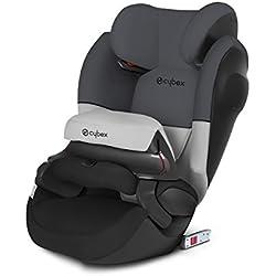 Cybex 10031553 pallas m-fix sl silver siège auto évolutif avec isofix, groupes 1/2/3 (9-36 kg), 9 - 12 ans environ, gray rabbit