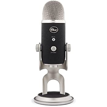 Blue Microphones - Microphone USB Yeti Pro Edition Multifonction