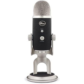 Blue Yeti USB Microphone - Pro Edition
