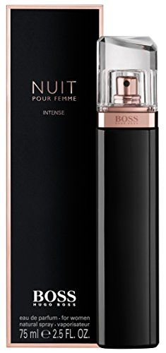 Hugo Boss Nuit Intense Eau de Parfum Vapo, 1er Pack, (1x 75 ml)