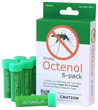 6 Pack Mosquito Magnet Type Octenol - Mosquito Magnet