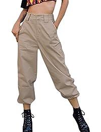 Amazon.es  pantalones hip hop mujer  Ropa cf671030121
