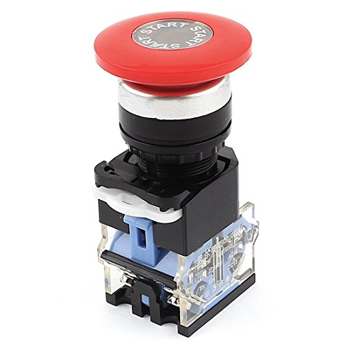 Características: 1 NA 1 NC (DPST) Tipo de contacto, acción de autobloqueo, el panel de 22 mm recorte diameter.Used ampliamente para controlar el motor de arranque electromagnética, contactores, relés y otros circuitos eléctricos de control automático...