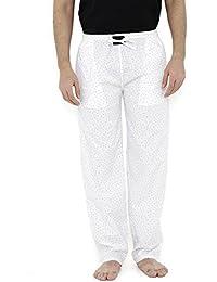 London Bee Men's Cotton Poplin Printed Pyjama/ Lounge Pant MPLB0115